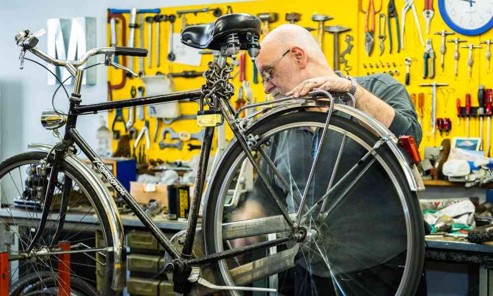 Bike Frame Repair
