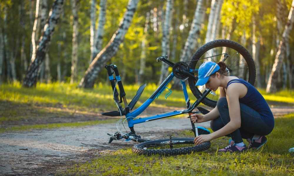 The Step By Step Guide In Disassembling A Bike